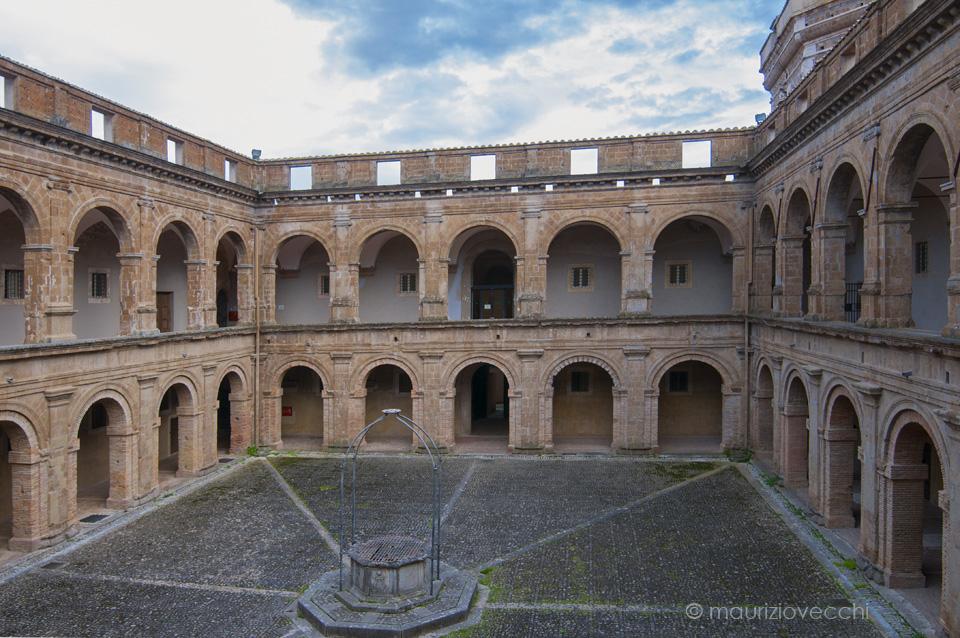 Castello Borgia, o Forte Sangallo, sede del Museo dell'Agro Falisco